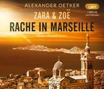 Cover-Bild zu Zara und Zoë: Rache in Marseille von Oetker, Alexander