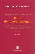 Cover-Bild zu Droit de la concurrence von Martenet, Vincent