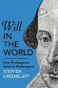 Cover-Bild zu Greenblatt, Stephen: Will In The World