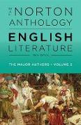 Cover-Bild zu Greenblatt, Stephen (Hrsg.): The Norton Anthology of English Literature, the Major Authors