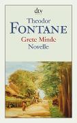 Cover-Bild zu Grete Minde von Fontane, Theodor