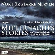 Cover-Bild zu Mitternachtsstories von Tschechow, Schmitz, Saki, Middleton, Hodgson (Audio Download) von Tschechow, Anton