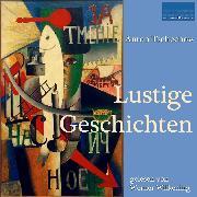 Cover-Bild zu Lustige Geschichten (Audio Download) von Tschechow, Anton