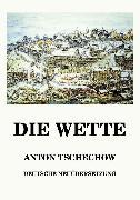 Cover-Bild zu Die Wette (eBook) von Tschechow, Anton