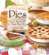 Cover-Bild zu Vintage Pies: Classic American Pies for Today's Home Baker (eBook) von Collins, Anne