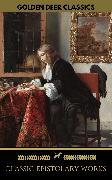 Cover-Bild zu Classic Epistolary Works (Golden Deer Classics) (eBook) von Austen, Jane