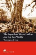 Cover-Bild zu legends of Sleepy Hollow and Rip Van Winkle (eBook) von Collins, Anne (Nacherz.)