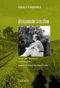 Cover-Bild zu Afrikanische Schriften von Schwarzenbach, Annemarie