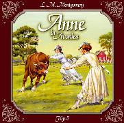 Cover-Bild zu Anne in Avonlea - Folge 5 von Montgomery, L.M.