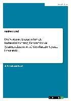 Cover-Bild zu Die Voraussetzungen für die Industrialisierung Deutschlands (Unterrichtsentwurf Geschichte Gymn. Oberstufe) von Bonß, Andreas