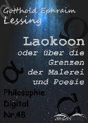 Cover-Bild zu Lessing, Gotthold Ephraim: Laokoon oder über die Grenzen der Malerei und Poesie (eBook)
