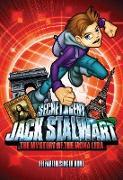 Cover-Bild zu Hunt, Elizabeth Singer: Secret Agent Jack Stalwart: Book 3: The Mystery of the Mona Lisa: France (eBook)