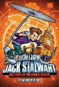 Cover-Bild zu Hunt, Elizabeth Singer: Secret Agent Jack Stalwart: Book 4: The Caper of the Crown Jewels: England (eBook)