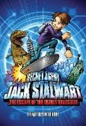 Cover-Bild zu Hunt, Elizabeth Singer: Secret Agent Jack Stalwart: Book 1: The Escape of the Deadly Dinosaur: USA (eBook)