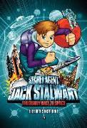 Cover-Bild zu Hunt, Elizabeth Singer: Secret Agent Jack Stalwart: Book 9: The Deadly Race to Space: Russia