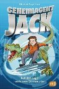 Cover-Bild zu Singer Hunt, Elizabeth: Geheimagent Jack - Auf der Jagd nach dem Dinosaurier