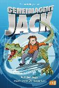 Cover-Bild zu Singer Hunt, Elizabeth: Geheimagent Jack - Auf der Jagd nach dem Dinosaurier (eBook)