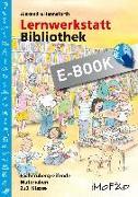 Cover-Bild zu Lernwerkstatt Bibliothek (eBook) von Hanneforth, Alexandra