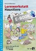 Cover-Bild zu Lernwerkstatt Haustiere (eBook) von Falkenstein, Hanna