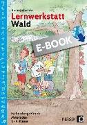 Cover-Bild zu Lernwerkstatt Wald (eBook) von Jebautzke, Kirstin