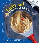 Cover-Bild zu In Höhlen und Grotten von Delafosse, Claude (Übers.)