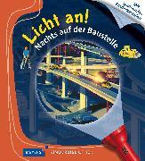 Cover-Bild zu Nachts auf der Baustelle von Moignot, Daniel (Illustr.)