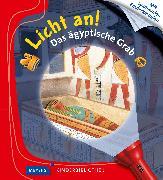 Cover-Bild zu Das ägyptische Grab von Krawczyk, Sabine (Illustr.)