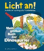 Cover-Bild zu Mein großes Buch der Dinosaurier von Gravier-Badreddine, Delphine (Hrsg.)