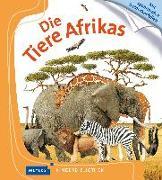 Cover-Bild zu Die Tiere Afrikas von Gravier-Badreddine, Delphine