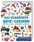 Cover-Bild zu Das verrückte Quiz-Lexikon