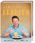 Cover-Bild zu Jamie kocht Italien von Oliver, Jamie