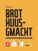 Cover-Bild zu Brot Huusgmacht von Nieuwsma, Heddi