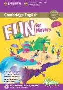 Cover-Bild zu Fun for Movers Student's Book with Online Activities with Audio and Home Fun Booklet 4 von Robinson, Anne