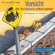 Cover-Bild zu Vorsicht, die Hermanns schon wieder (Audio Download) von Robinson, Barbara