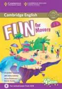 Cover-Bild zu Fun for Movers Student's Book with Online Activities with Audio von Robinson, Anne