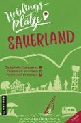 Cover-Bild zu Lieblingsplätze Sauerland (eBook)