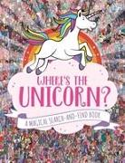 Cover-Bild zu Schrey, Sophie: Where's the Unicorn?