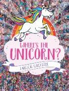 Cover-Bild zu Marx, Jonny: Where's the Unicorn?, Volume 1: A Magical Search Book