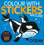 Cover-Bild zu Marx, Jonny: Color with Stickers: Ocean