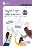 Cover-Bild zu Mysterys Religionsunterricht 5-10 von Sigg, Stephan