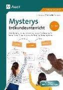 Cover-Bild zu Mysterys Erdkundeunterricht 5-10 von Müller-Hoffmann, Sandra