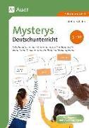 Cover-Bild zu Mysterys Deutschunterricht 5-10 von Schäfer, Stefan