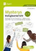 Cover-Bild zu Mysterys Biologieunterricht 5-10 von Rüter, Martina