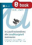 Cover-Bild zu In Lautlesetandems die Leseflüssigkeit trainieren (eBook) von Schäfer, Stefan