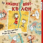Cover-Bild zu Der Knäckebrotkrach (Audio Download) von Konrad, Bob