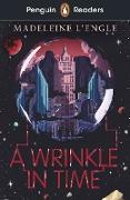 Cover-Bild zu Penguin Readers Level 5: A Wrinkle in Time (ELT Graded Reader) (eBook) von L'Engle, Madeleine