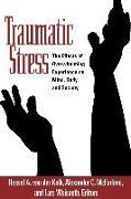 Cover-Bild zu Kolk, Bessel A. van der (Hrsg.): Traumatic Stress (eBook)