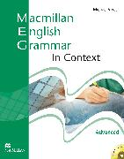 Cover-Bild zu Advanced: Macmillan English Grammar In Context Advanced Pack without Key - Macmillan English Grammar in Context von Vince, Michael