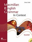 Cover-Bild zu Essential: Macmillan English Grammar In Context Essential Pack without Key - Macmillan English Grammar in Context von Clarke, Simon