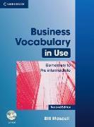 Cover-Bild zu Business Vocabulary in Use - Advanced von Mascull, Bill